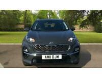 Kia Sportage 1.6T GDi ISG 2 5dr (AWD) Estate Petrol Manual