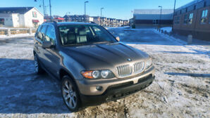 BMW X5, 2004, Excellent condition, 8000 OBO