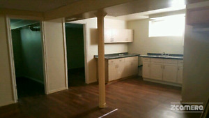 Basment rooms for rent$400
