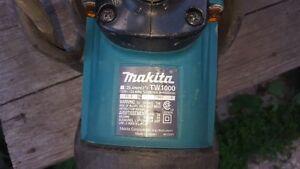 """For Sale: Makita TW1000 1"""" Dr Elec Impact. Regina Regina Area image 4"""