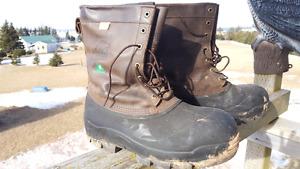 Men's Sorel Safety work Boot -size 14