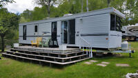 Immaculately maintained 35ft Citation Park Model Trailer