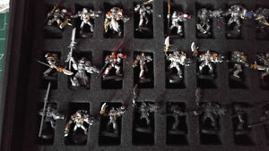 Grey Knights for Trade or Sale Warhammer 40k Priced to Sell! Windsor Region Ontario image 2