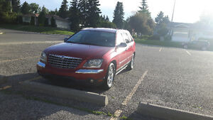 2004 Chrysler Pacifica Wagon AWD