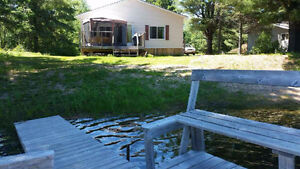 Cottage for Sale on Lawless Lake Quebec