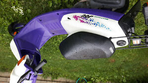 Yamaha jazz scooter