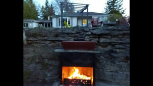 Getaway for two at the cottage Fenelon Falls /Hot tub