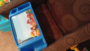 Paw patrol lunch tray/activity