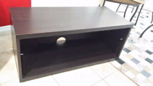 """Contemporary IKEA TV stand Can be use as a shelf. L 35.5"""" D 16"""""""