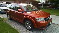 2011 Dodge Journey AWD R/T SUV, Crossover