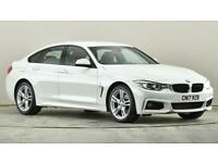 2017 BMW 4 Series 420d [190] xDrive M Sport 5dr [Professional Media] Hatchback d