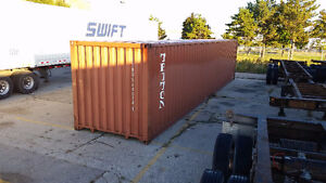 20' and 40' Used Shipping and Storage Containers - Sea Cans Edmonton Edmonton Area image 3