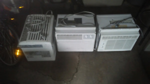 3 Window A/C For Sale