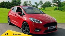 image for 2018 Ford Fiesta 1.0 EcoBoost ST-Line 5dr with Hatchback Petrol Manual
