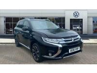 2018 Mitsubishi Outlander 2.0 PHEV 4h 5dr Auto Estate Estate Petrol/PlugIn Elec