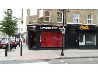 3 BED FLAT: STOKE NEWINGTON RD,STOKE NEWINGTON. N16 7XB -EXCLUDE BILLS