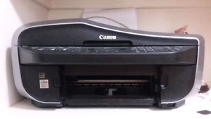 Cannon printer/scanner/fax