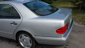 1997- MERCEDES BENZ E-320 SEDAN FOR SALE: $4,000.00 Kingston Kingston Area image 2