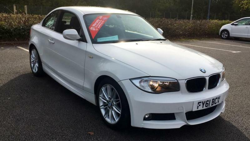 2011 Bmw 1 Series 118d M Sport 2dr Manual Diesel Coupe In Oldham Manchester Gumtree