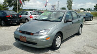 2003 Ford Focus Sedan 56 KM! Safety & Etested! SALE!