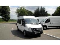 2008 FORD TRANSIT 2.2 TDCI [140] MWB Med Roof 12 Seater VAN