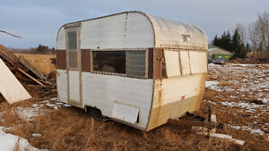 Old 13 foot camper trade for a bow or other stuff ?