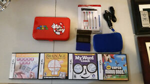 3ds and ds accessories and games