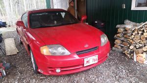 2003 Tiburon Gs-R