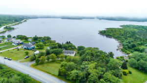 FOR SALE - Beautiful lakefront property in Williamswood, NS