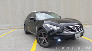 2011 Infiniti FX35 Limited WITH WARRANTY
