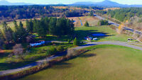 Picturesque 31 Acre Country Property - Cedar