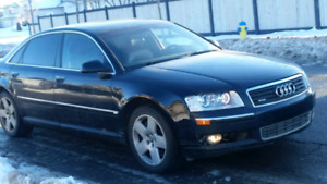 Audi A8L - Trade in for SUV or cash