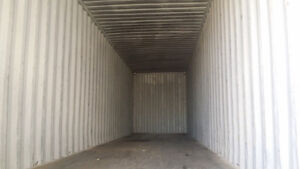 """USED STORAGE CONTAINER FOR SALE IN GRADE """"A"""" CONDITION Cornwall Ontario image 5"""
