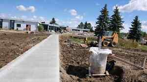 Concrete cutting and  place & all flat concrete Strathcona County Edmonton Area image 4