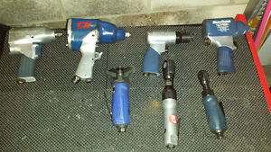I have an assortment of air tools for sale