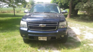2009 Tahoe get it now cheap or it goes to auction Wednesday.