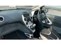 2016 Ford KA 1.2 ZETEC WHITE EDITION 3DR Hatchback Petrol Manual