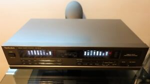 Technics SH-GE70 Graphic Equalizer with Dual Spectrm Analyzer