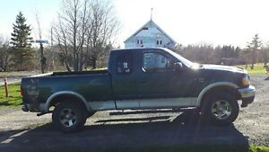 ford f150 4x4 for parts