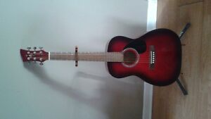 JAY small sized 6 string acoustic/teaching guitar