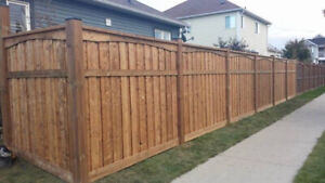 SAVE TAX on Fence Replacements and Installation