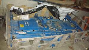 84 in. mower belly mounted side discharge New Holland 914 A
