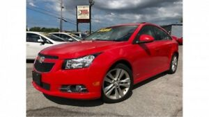 2014 Chevrolet Cruze RS 2LT  -  - Leather Seats