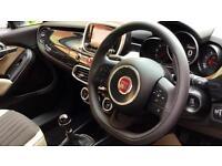2016 Fiat 500X 1.6 Multijet Lounge Demonstrat Manual Diesel Hatchback