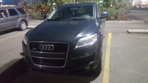 2009 Q7 S-line fully loaded