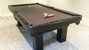 ***FRASER VALLEY POOL TABLES**MANUFACTURED IN BC***