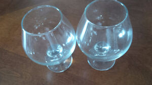 6 Big Perfect Glasses - for sale !