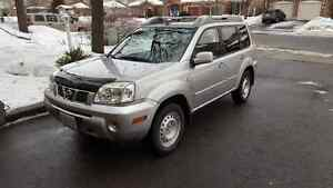 2006 Nissan X-trail AWD *New winter tires* SAFETY E-TEST INCL.*