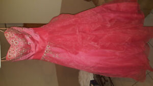 Robe bal/d'occasion/Quinceañera