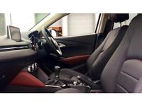 2016 Mazda CX-3 2.0 Sport Nav 5dr Manual Petrol Hatchback